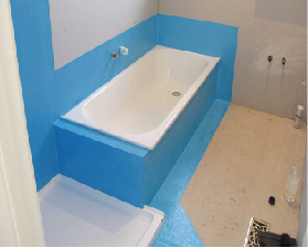 Brisbane bathroom waterproofing