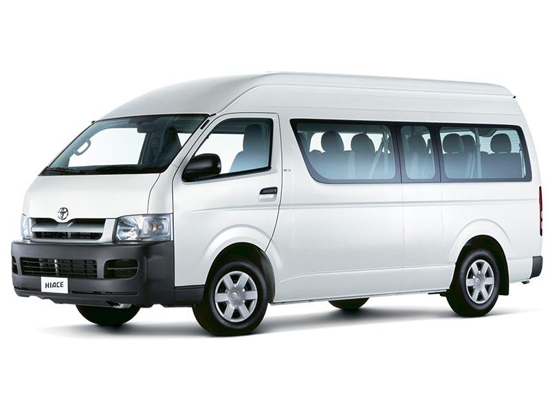 Used T6 van